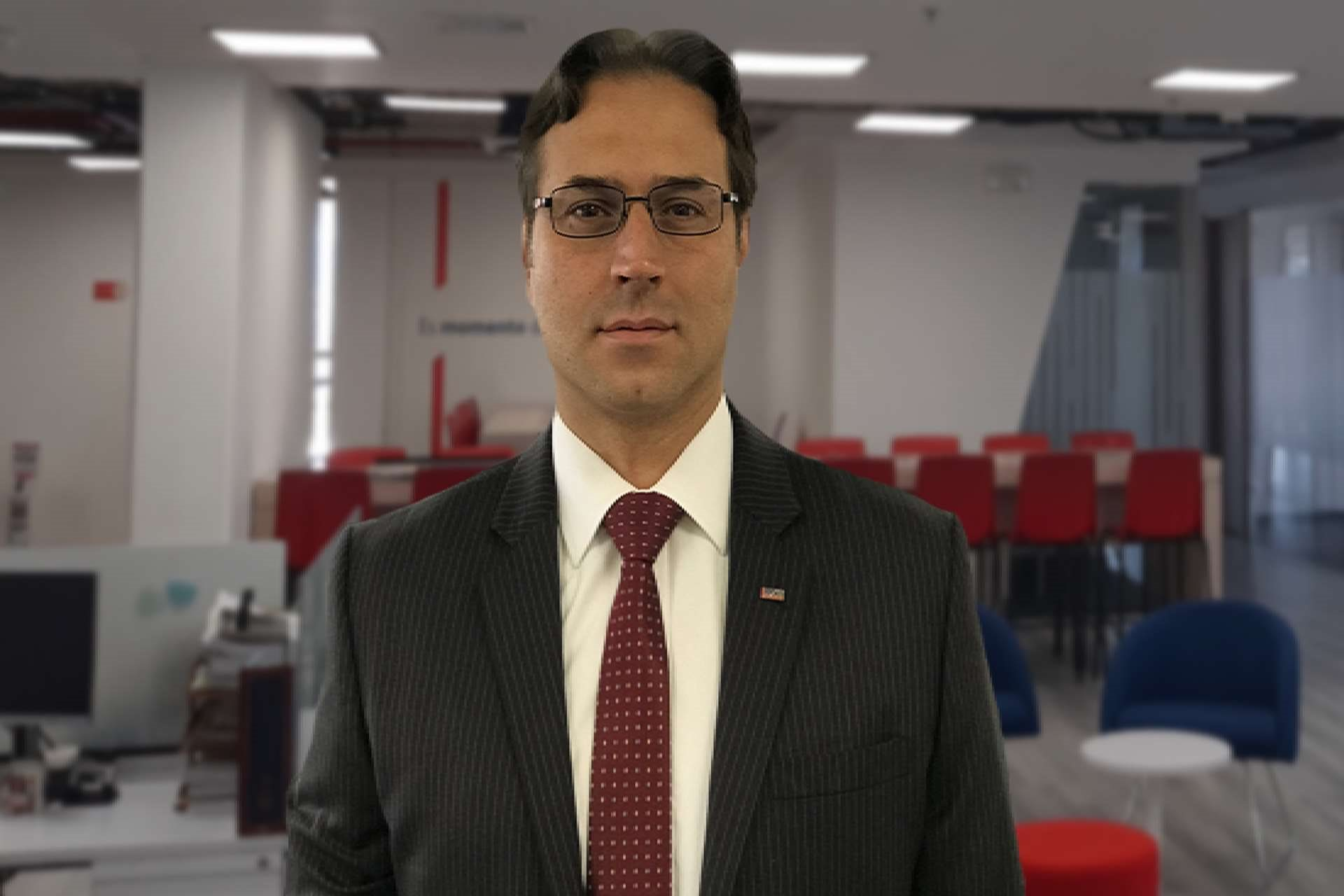 Luis Fernando Reyes Ramírez, Partner - Legal