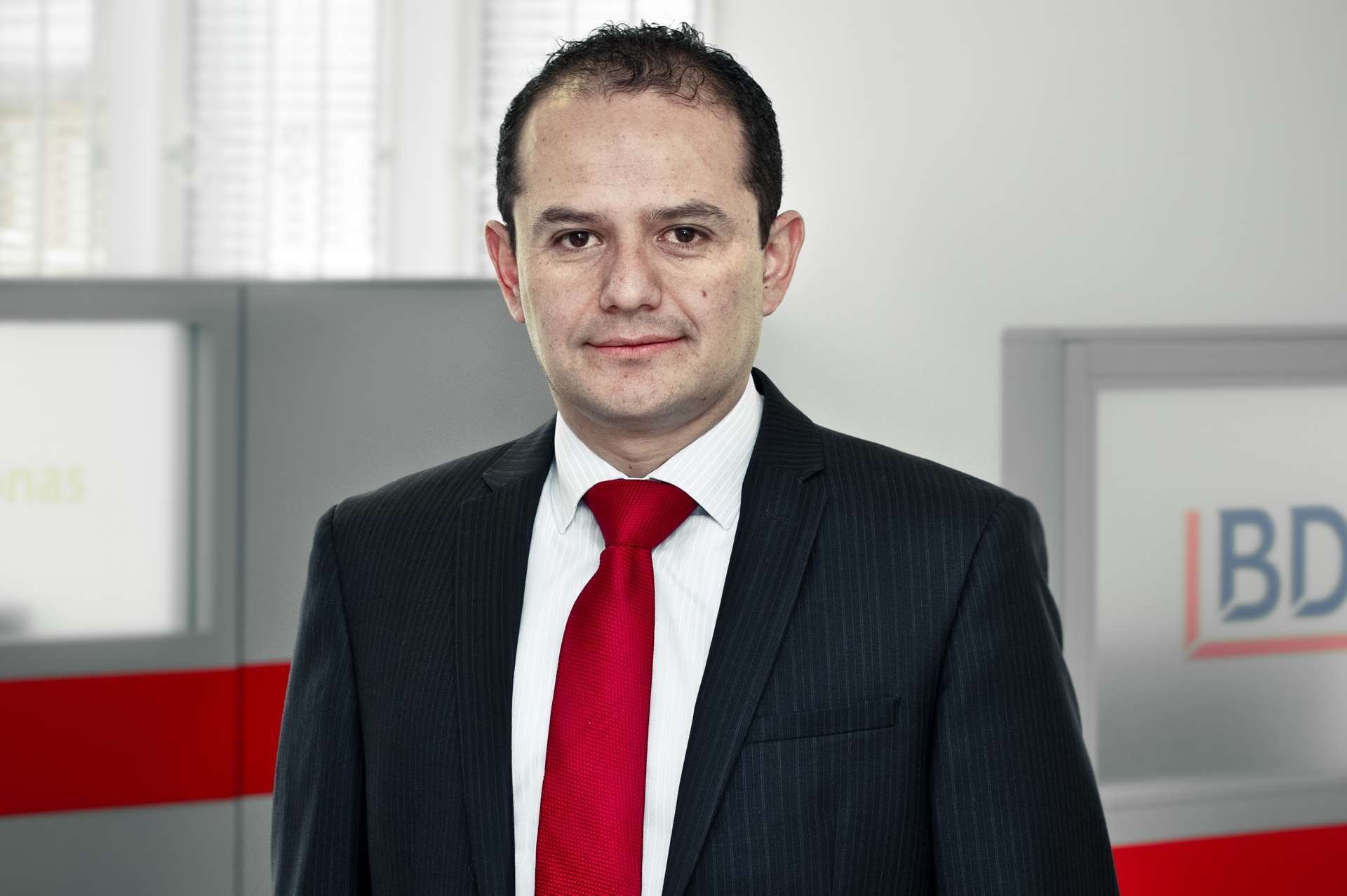 José Odair Suárez Sosa, Senior Manager Audit & Assurance